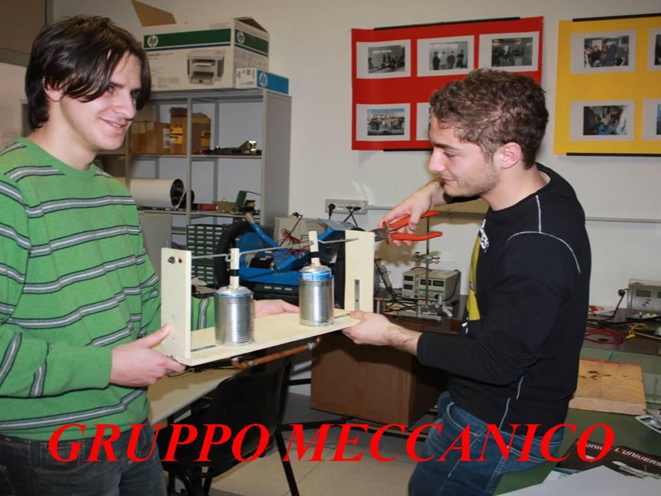 GRUPPO MECCANICO